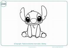 dibujos de stitch para colorear descarga e imprime lilo