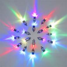 Led Party Table Lights 10pcs Lot Battery Operated Mini Led Party Light For