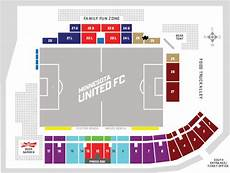 Minnesota United Allianz Field Seating Chart Nsc Seating Chart Minnesota United Fc