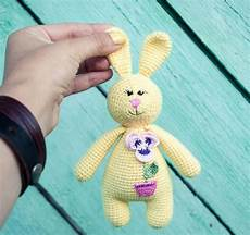 amigurumi rabbit baby rattle amigurumi today