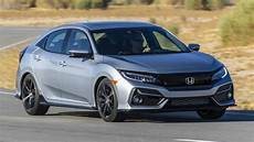 Honda Civic 2020 Model by 2020 Honda Civic Hatchback Gets Mild Update Small Price Bump