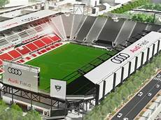 Audi Field Dc Seating Chart Dc United To Start Building New Stadium In Days