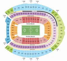 Broncos Seating Chart View Broncos Stadium At Mile High Seating Chart Denver