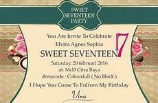 kumpulan surat undangan ulang tahun dalam bahasa inggris
