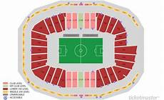 Seating Chart Mercedes Benz Atlanta United Seating Charts Mercedes Benz Stadium