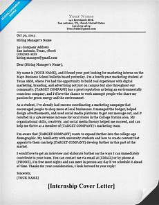 Cover Letter For College Student College Student Cover Letter Sample Amp Tips Resume Companion