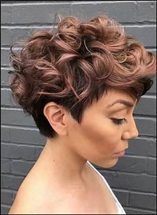 freche kurzhaarfrisuren mit locken beste kurze versuchen frisuren damen trend schnitt trend