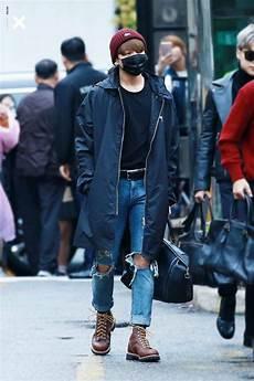 bts airport fashion 2017 k pop amino