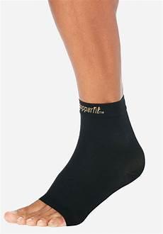 compression ankle sleeve compression ankle sleeve by copper fit plus size shoes