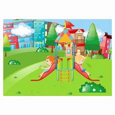 Children Playing Background Kids Playing Background Vector Free Download