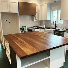 walnut kitchen island top cannon hill - Walnut Kitchen Island