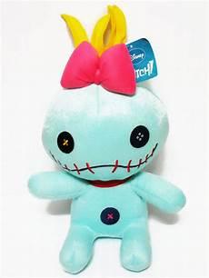 stitches doll scrump 10 quot plush doll nwt lilo stitch kid boy gift