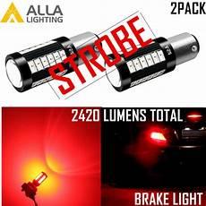 Strobe Stop Light Led Strobe 2357 Brake Light Bulb Center High Stop Light
