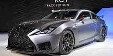 2020 lexus rcf 2020 lexus rc f track edition is virtually the last of its