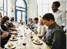 What You Should and Shouldn't Do When You Go Out to Dinner