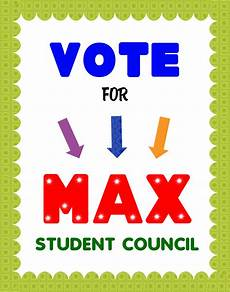 Student Council Poster Template 11 Useful Student Council Posters Free Amp Premium Templates