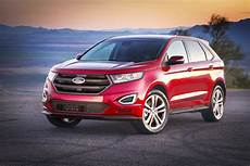 ford edge new design ford edge is all new midsize crossover gets fresh design
