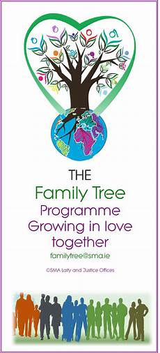 Framily Tree Family Tree Programme Society Of African Missions
