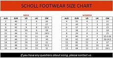 Dr Brown Size Chart Dr Scholls Size Chart Brand House Direct