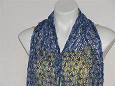 you to see lace scarf bobble knit by anaisaknits