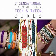 7 sensational diy projects for and tween the