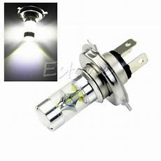 Car Fog Lights Online H4 45w Led White Motorcycle Car 2500lm Fog Light High Low