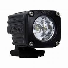 Rigid Led Lights Rigid Industries 174 20521 Ignite 1 4 Quot 12w Flood Beam Led