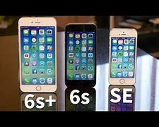 Image result for iPhone SE vs 6s Plus