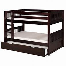 camaflexi camaflexi bunk bed with trundle reviews