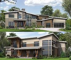plan 23627jd marvelous 4 bed modern with master on