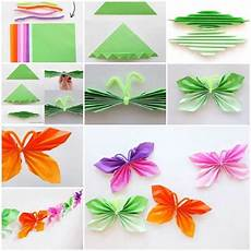 Fold Butterfly How To Make A Paper Butterfly Pictures Photos And Images