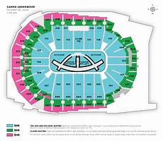 Target Center Seating Chart Carrie Underwood Carrie Underwood Iowa Events Center