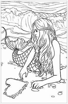 Ausmalbilder Erwachsene Meerjungfrau Die 15 Besten Ausmalbilder F 252 R Erwachsenen Zum Ausdrucken