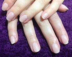 lavander negle shellac bare chemise nails neglelak