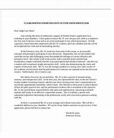 Academic Letter Of Recommendation Sample Academic Reference Letter Templates 5 Free Word Pdf