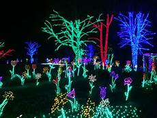 Light Up Fest Dc Holiday Lights In The Northern Virginia Area 2015