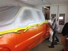 Auto Body Painter Custom Painting Rons Complete Autobody