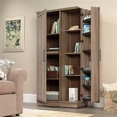 sauder homeplus pantry storage cabinet salt oak shop
