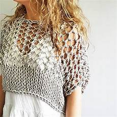 knit a knotty crop top for summer it s so fresh