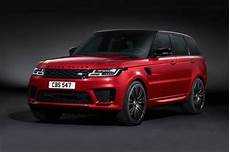 2019 Land Rover Svr by 2019 Land Rover Range Rover Sport Svr Prices Reviews And