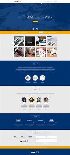 Portfolio Psd Template Free Download Free Portfolio Website Templates Psd 187 Css Author