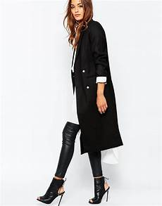 weather coats taylored image 4 of missguided tailored blazer coat tailored