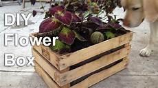 diy box diy flower box garden planter gardenfork
