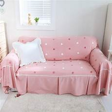pink sofa slipcover pink sofa slipcovers you ll in