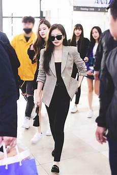 blackpink jennie airport fashion 20 april 2018 hq 13