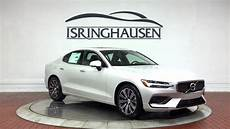 Birch Light 2019 Volvo S60 T6 Awd Inscription In Birch Light Metallic