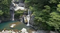 wallpaper 4k waterfall in japan 4k ultra hd 大轟の滝 徳島
