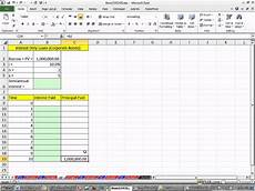 Calculate Loan Payments Excel Excel Finance Class 41 Interest Only Loan Schedule Youtube