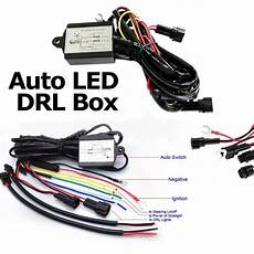 Daytime Running Lights Controller Universal Led Daytime Running Lamp Automatic On Off