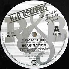 Imagination Music And Lights Remix Imagination Music And Lights 1982 Vinyl Discogs